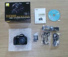 Nikon D3300 Kamera nur 2529 Aufnahmen Neuwertiger Zustand & original Verpackung