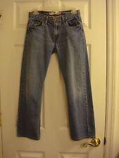 Boy's Levi's 514 Slim Straight Fit Denim Jeans Size 14 Regular 28 x 27