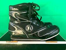 Ringside Lo-Top Diablo Boxing Shoes - Black size 7