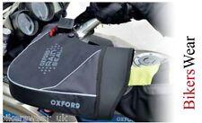 Oxford Rain Seal Muffs Handlebar Muffs THERMAL MOTORCYCLE MOTORBIKE/SCOOTEROX557