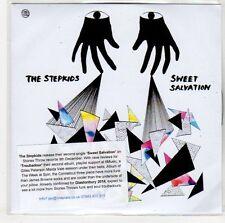 (ER153) The Stepkids, Sweet Salvation - 2013 DJ CD