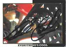 DALE EARNHARDT SR  -  Autographed [sn39]  1994 Action Packed  Card #23
