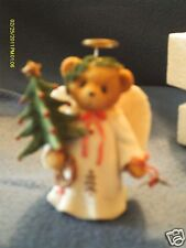 Ltd Ed Cherished Teddies Ariel Everyone Needs A Little Help Learning to Fly