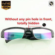 1080P Spy Camera Hidden Half Frame Glasses Eyewear Camcorder DVR Video Recorder