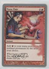 2004 Magic: The Gathering - Unhinged Booster Pack Base #81 Mana Flair Card 1m8