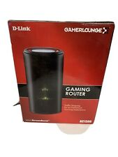 D-Link Wireless AC Gaming Router - 1300Mbps, Dual-Band, Gigabit, StreamBoost