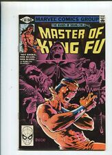 Master Of Kung Fu #101 Shang-Chi Fine Or Better Marvel Comics CBX1M
