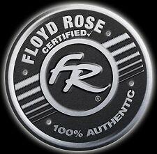 Authentic Floyd Rose 1000 Series Bridge Saddle Set: Nickel