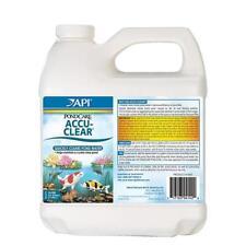 API Pond Care Accu-Clear  64 oz Pond & Fountain Water Clarifier 142D