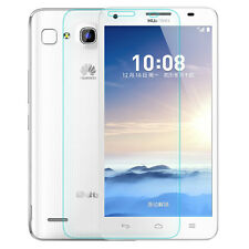 2.5D Curve Edge Tempered Glass for Huawei Honor 3X G750 Screen Protector Film
