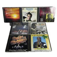 JAZZ ~ Dukes of Dixieland / Acker Bilk / Armstrong / Goodman / Joe Henderson CD