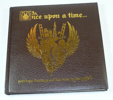 Once Upon a Time by Jeremy Fish, Upper Playground Art Book, Paintings/Tattoos