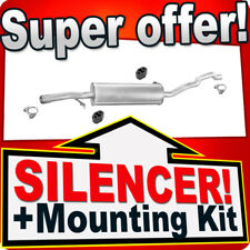 Middle Silencer FORD GALAXY SEAT ALHAMBRA VW SHARAN 2.8 Exhaust Centre Box APH