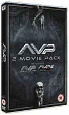 Alien Vs. Predator and Requiem Double Pack DVD Region 2 2004