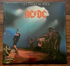 AC/DC - Let There Be Rock LP [Vinyl New] 180gm Record Album Remastered