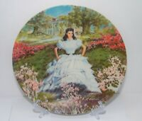 7! Vintage Knowles Gone with the Wind Collector Plates includ. 1st of collection