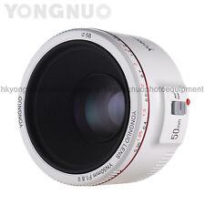 YONGNUO YN50MM F1.8 II Prime Lens AF MF for CANON 80D 70D 60D 50D 40D 7DII 6D 5D
