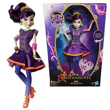 Disney Descendants Neon Lights Ball Doll - MAL - Brand New