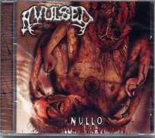 "AVULSED ""NULLO"" (THE PLEASURE OF SELF-MUTILATION)"" ALBUM CD NEW SEALED"