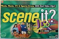MATTEL Scene It? Jr. Dvd Board Game, Movie, Music, Tv & Sports Trivia Game Kids