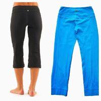 Lululemon Groove Crop Yoga Pant Blue Size 2