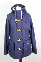 WEIRD FISH Navy Light Coat Size UK12