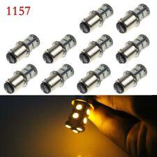 Turn Signal Brake Tail Light 13-SMD 5050 LED RED 1157 P21/5W Bulbs 12V BAY15D