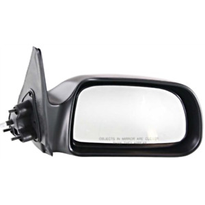 Fits 01-04  Tacoma Right Pass Mirror Manual Remote Unpainted Non-Folding