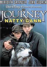 THE JOURNEY OF NATTY GANN DVD - SINGLE DISC EDITION - NEW UNOPENED - DISNEY