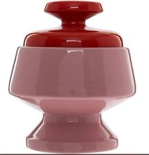 SAGAFORM Pink and Red Pop Bowl with Lid
