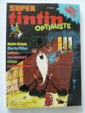 Comic strips et périodiques franco-belge et européennes trimestriels franco-belge Tintin, en français