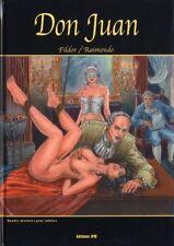BD adultes Don Juan Don Juan International Presse Magazine