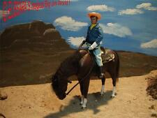 Lone Ranger im Big Jim Kavallerie Outfit !  Cavalry - Marx Gabriel Toys