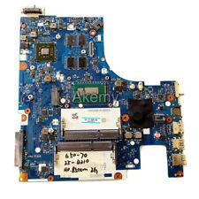 Lenovo G50-70 Z50-70  motherboard ACLU1/ACLU2 NM-A271 Rev1.0 mainboard PM
