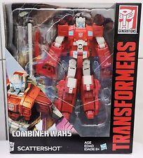 Transformers Generations Combiner Wars Scattershot Scattorshot MISB