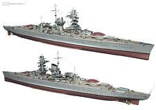 Cuirassé de poche Admiral Scheer - Portfolio (10 planches 3D & Plan)