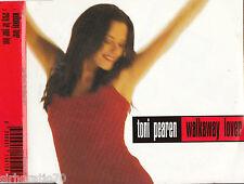 TONI PEAREN Walkaway Lover OZ CD Single