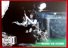JOE 90 - BEHIND THE SCENES - Card #50 - GERRY ANDERSON COLLECTION - Unstoppable