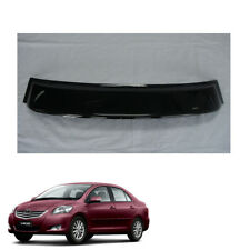For Toyota Vios Yaris Sedan Belta 07 08 - 10 13 Rear Windscreen Sun Guard Black