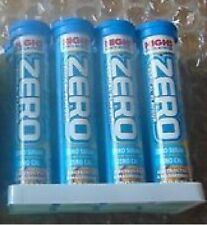 80 (4 x Tubes of 20) HIGH5 Sport Zero Drink Water Tabs Tablets CAFFEINE BERRY