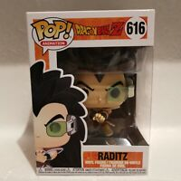 Funko Pop! Dragonball Z:  Raditz - 616 - Pop! Animation