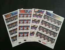1 Malaysia Collection 2010 Rocket Earth Space Satellite (sheetlet) MNH *c scan