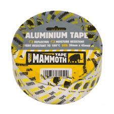 Everbuild Aluminium Tape Reflective Heat Resistant moisture resistant 2ALUM50