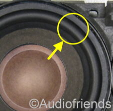 Bang & Olufsen Penta: 9x special made rubber surrounds >>THE RIGHT ONE! <<