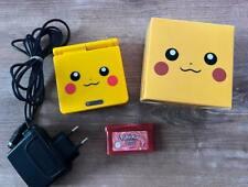 Nintendo Game Boy Advance SP  Pikachu
