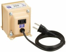 Voltage Converter Down Transformer 120V to 100V 550W for Japan products Coiled