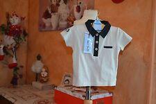 tee shirt neuf tartine et chocolat 6 mois beige noir  modele garçon