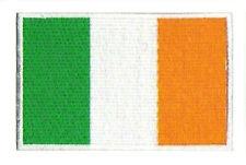 Patche thermocollant ecusson patch Irlande Eire Irish flag 85 x 55 mm
