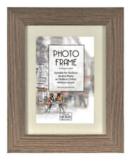 Brockwood Bilderrahmen in Grau 10x15 cm bis 60x80 cm Bilder Foto Rahmen