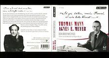"""""""Sie zu lieben, mein Freund, ist eine hohe Kunst"""" ★ Thomas MANN & Agnes E. MEYER"""